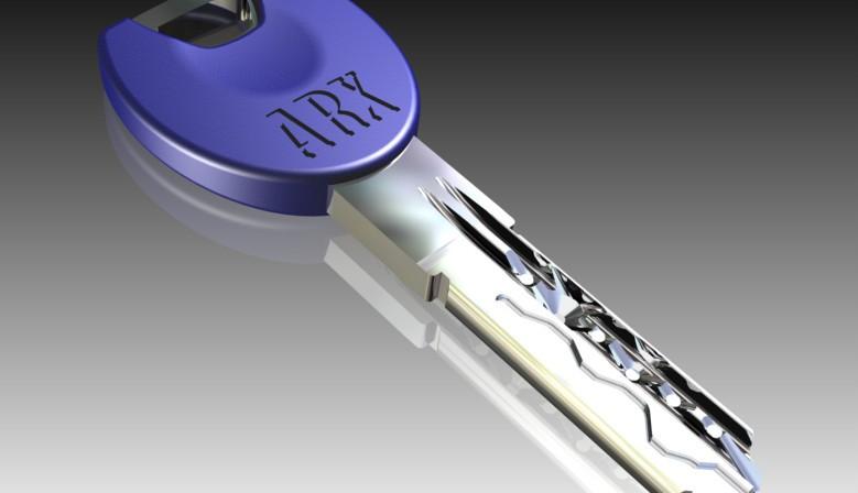 La clé ARX par CARRAT®